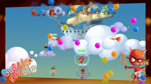 Bubble Rumble - Sky Barrage
