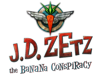 J.D. Zetz the Banana Conspiracy